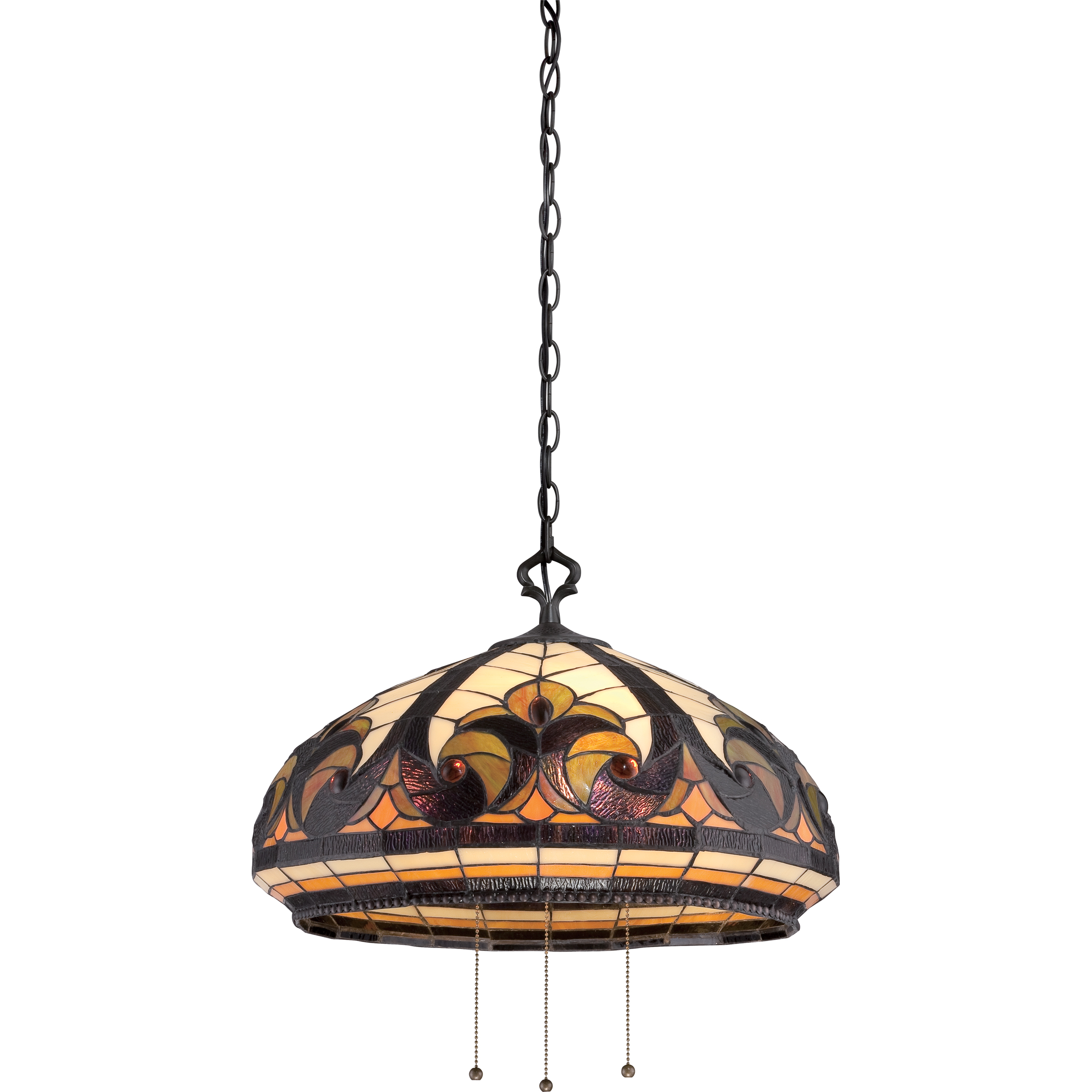 Quoizel Lighting Livery Western Bronze Pendant Light with ... |Quoizel Pendant Lighting